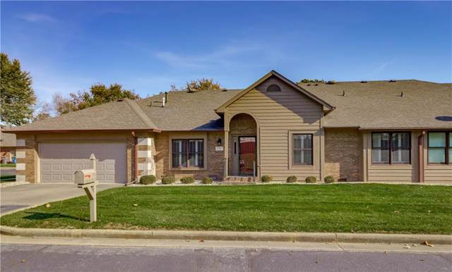 8935 Stonegate Road, Indianapolis, IN 46227 (MLS #21681310) :: The Evelo Team