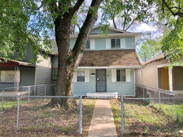 769 W 26th Street, Indianapolis, IN 46208 (MLS #21681349) :: The Star Team   RE/MAX Realty Group