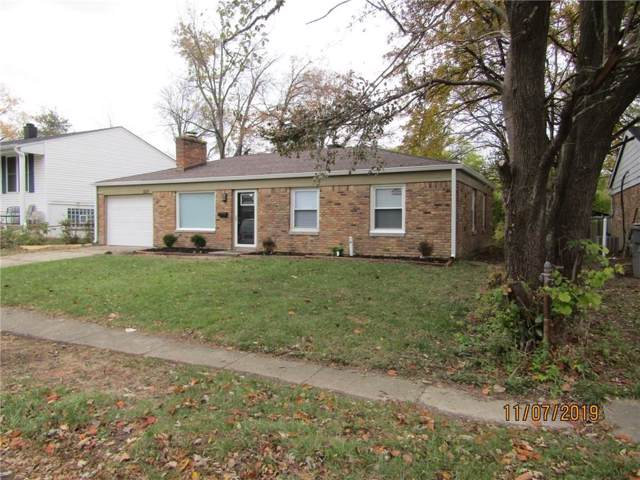 3531 N Payton Avenue, Indianapolis, IN 46226 (MLS #21681353) :: AR/haus Group Realty