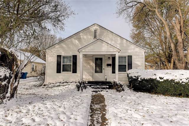 5842 Rosslyn Avenue, Indianapolis, IN 46220 (MLS #21681365) :: AR/haus Group Realty