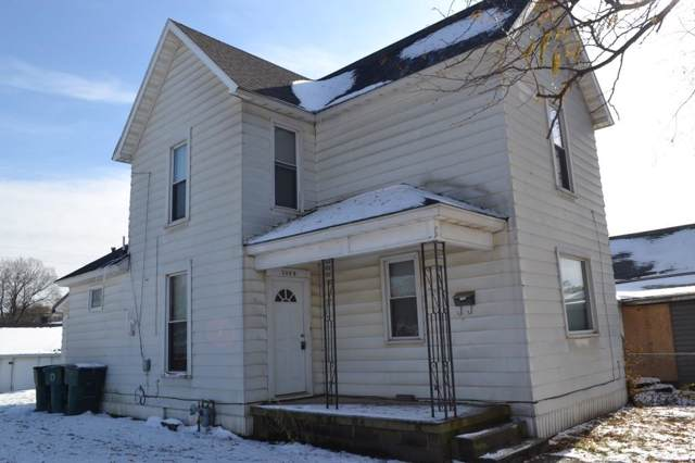 2406 S Walnut Street, Muncie, IN 47302 (MLS #21681408) :: The ORR Home Selling Team