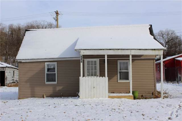 504 Allen Street, Crawfordsville, IN 47933 (MLS #21681415) :: The Star Team | RE/MAX Realty Group