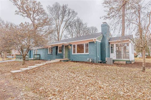 5601 Crestview Avenue, Indianapolis, IN 46220 (MLS #21681416) :: The Indy Property Source