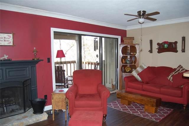 9390 S Lake Ridge Drive, Bloomington, IN 47401 (MLS #21681440) :: Richwine Elite Group