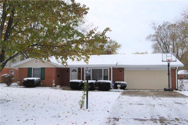 1305 Morningside Drive, Anderson, IN 46011 (MLS #21681441) :: The Indy Property Source