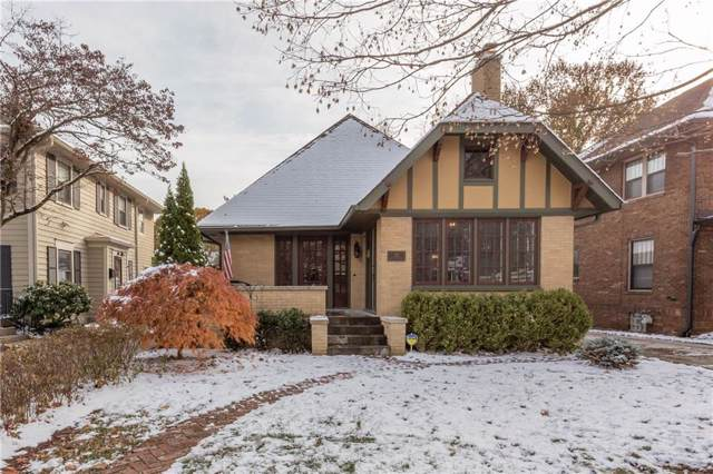 125 E 51st Street, Indianapolis, IN 46205 (MLS #21681446) :: AR/haus Group Realty