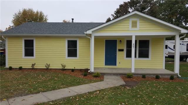 407 E 9th Street, Sheridan, IN 46069 (MLS #21681454) :: Heard Real Estate Team | eXp Realty, LLC