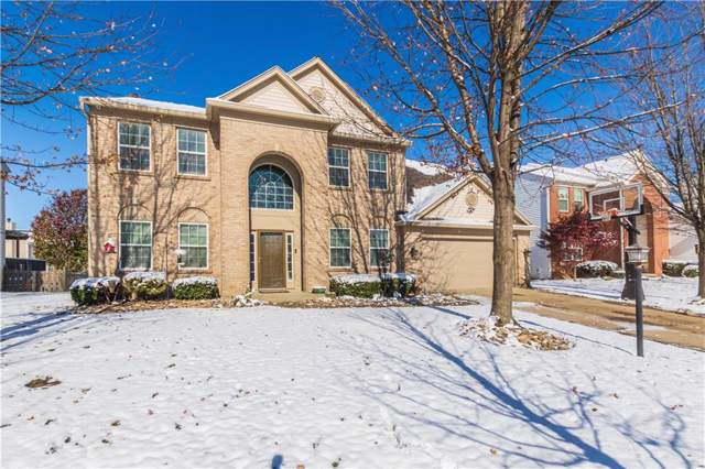 11800 Stepping Stone Drive, Fishers, IN 46037 (MLS #21681461) :: The Star Team | RE/MAX Realty Group