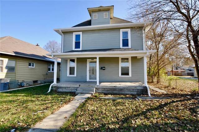 2523 Shriver Avenue, Indianapolis, IN 46208 (MLS #21681485) :: The Star Team | RE/MAX Realty Group