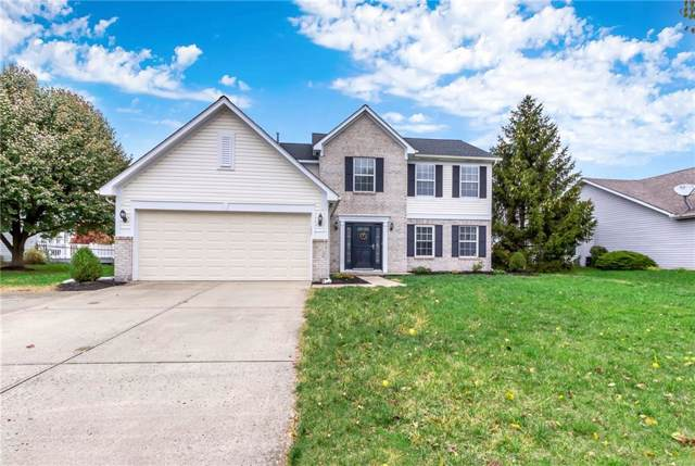 5520 Gainesway Drive, Greenwood, IN 46142 (MLS #21681495) :: The Star Team | RE/MAX Realty Group