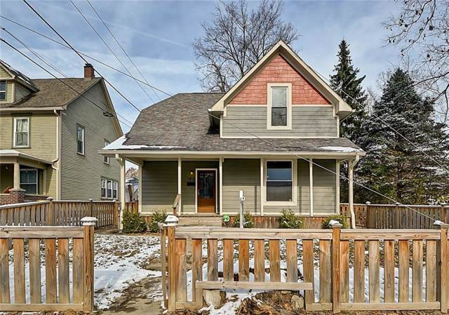 1918 Commerce Avenue, Indianapolis, IN 46201 (MLS #21681497) :: Mike Price Realty Team - RE/MAX Centerstone