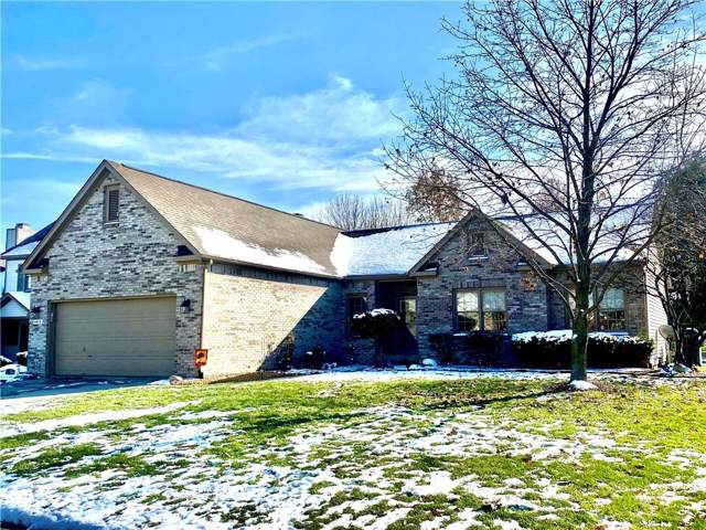 4814 Ashbrook Drive, Noblesville, IN 46060 (MLS #21681503) :: The Star Team | RE/MAX Realty Group