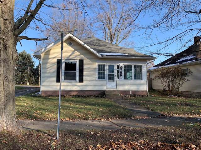 208 Dunn Avenue, Crawfordsville, IN 47933 (MLS #21681506) :: AR/haus Group Realty
