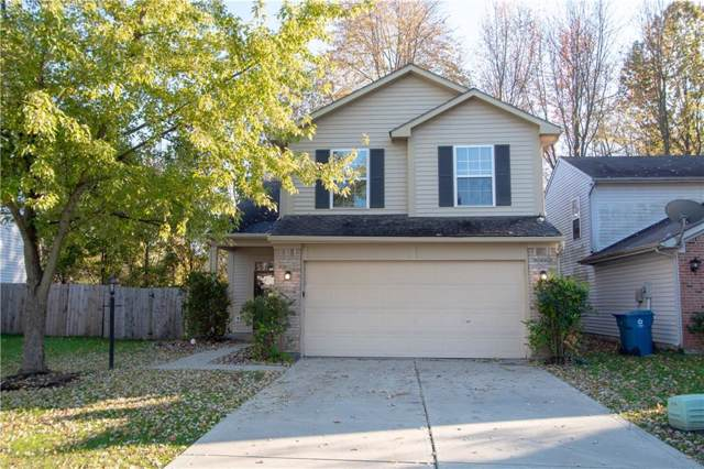 3519 W 52nd Street, Indianapolis, IN 46228 (MLS #21681507) :: Mike Price Realty Team - RE/MAX Centerstone