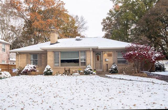 1120 Ivy Lane, Indianapolis, IN 46220 (MLS #21681513) :: AR/haus Group Realty