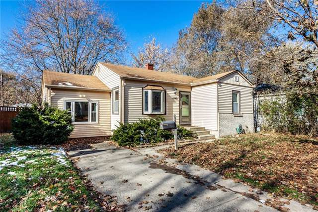 5340 Norwaldo Avenue, Indianapolis, IN 46220 (MLS #21681517) :: Mike Price Realty Team - RE/MAX Centerstone