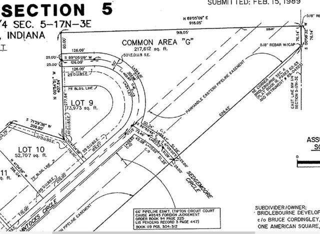 3493 Hintocks Circle, Carmel, IN 46032 (MLS #21681525) :: Richwine Elite Group
