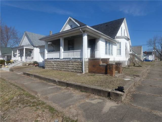 300 N Pine Street, Seymour, IN 47274 (MLS #21681537) :: Richwine Elite Group
