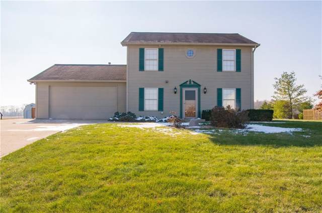 2323 E Water Wheel Drive, Greenfield, IN 46140 (MLS #21681542) :: AR/haus Group Realty