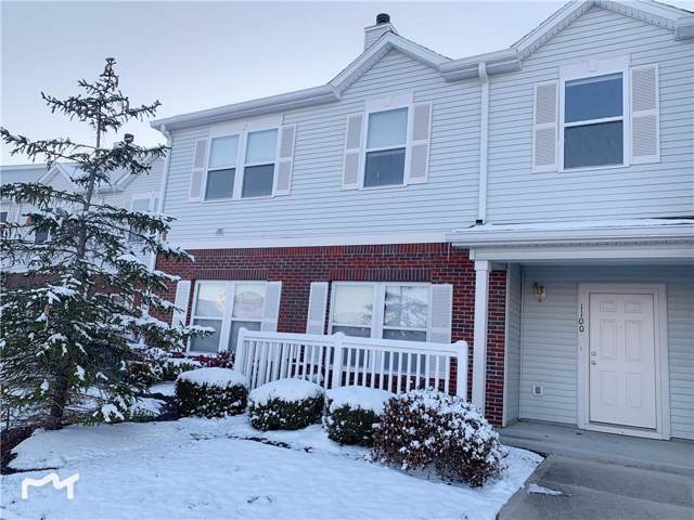 13325 White Granite Drive #1100, Fishers, IN 46038 (MLS #21681544) :: AR/haus Group Realty
