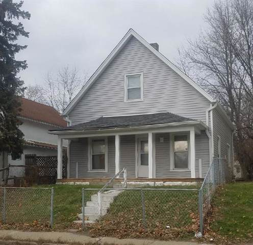 1250 W 29th Street, Indianapolis, IN 46208 (MLS #21681571) :: Heard Real Estate Team | eXp Realty, LLC