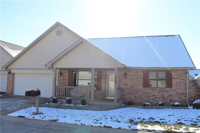 1609 East Union Drive 6-1, Crawfordsville, IN 47933 (MLS #21681574) :: The Star Team | RE/MAX Realty Group