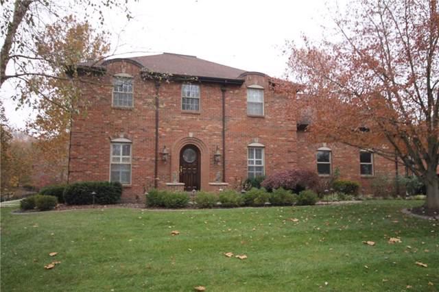4695 Stonebridge Court, Columbus, IN 47201 (MLS #21681582) :: AR/haus Group Realty
