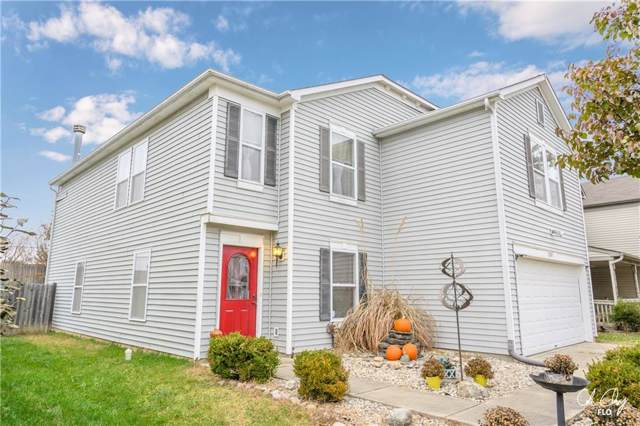 2320 Bridlewood Drive, Franklin, IN 46131 (MLS #21681588) :: HergGroup Indianapolis
