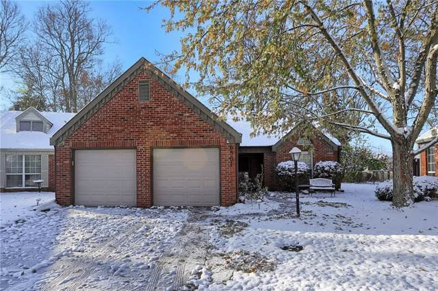 6567 Discovery Drive S, Indianapolis, IN 46250 (MLS #21681603) :: Richwine Elite Group