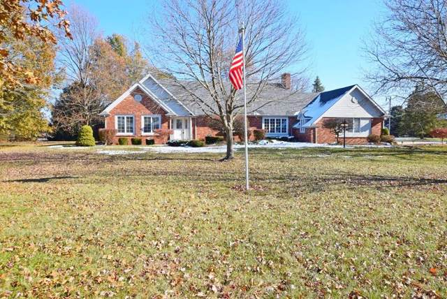 4812 S 300 East, Anderson, IN 46011 (MLS #21681612) :: The Star Team | RE/MAX Realty Group