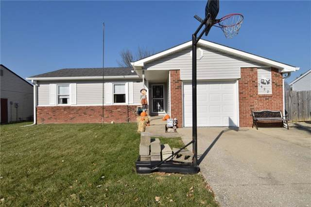 3622 Remington Drive, Indianapolis, IN 46227 (MLS #21681613) :: The Star Team | RE/MAX Realty Group
