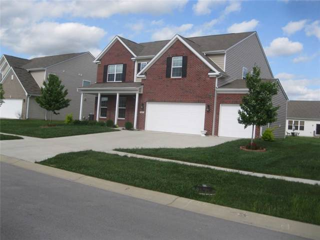 1469 Padana Drive, Greenwood, IN 46143 (MLS #21681617) :: David Brenton's Team