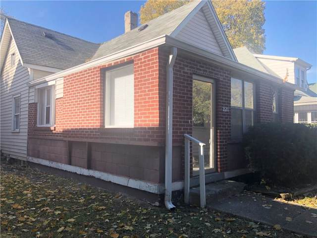 2620 Boulevard Place, Indianapolis, IN 46208 (MLS #21681618) :: Richwine Elite Group