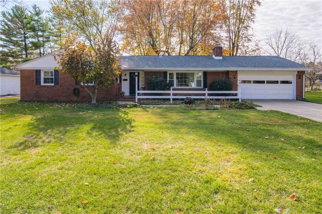 405 Hawthorne Lane, Greenfield, IN 46140 (MLS #21681623) :: The Star Team | RE/MAX Realty Group