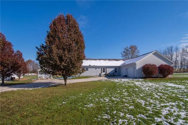 3533 N Adams Ranch Road, Martinsville, IN 46151 (MLS #21681651) :: David Brenton's Team