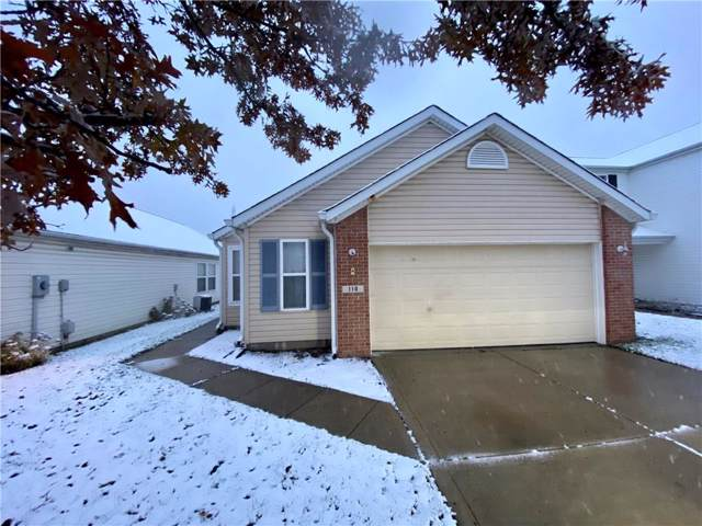 110 Village Green Drive, Indianapolis, IN 46227 (MLS #21681674) :: Richwine Elite Group
