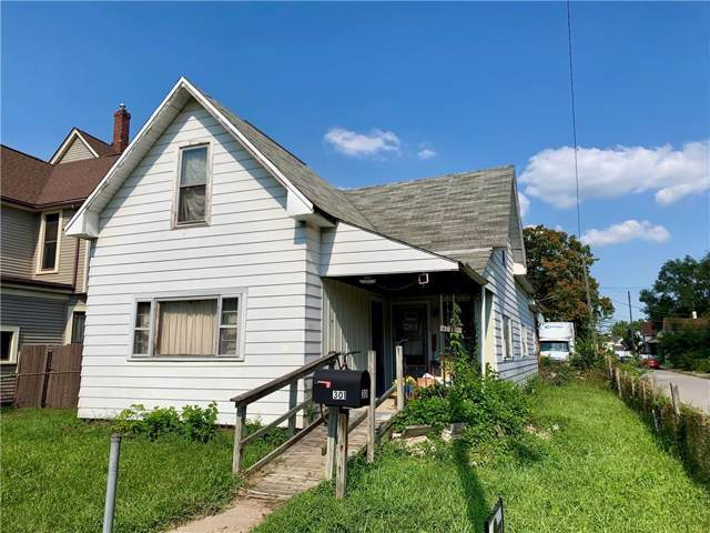 301 N Arsenal Avenue, Indianapolis, IN 46201 (MLS #21681675) :: Mike Price Realty Team - RE/MAX Centerstone