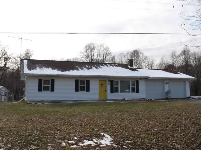 11362 E State Road 54, Bloomfield, IN 47424 (MLS #21681676) :: Richwine Elite Group