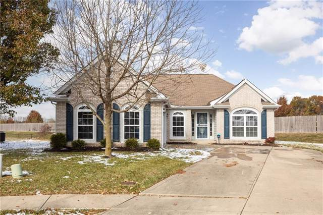 2360 Peter Court, Indianapolis, IN 46229 (MLS #21681678) :: The Star Team | RE/MAX Realty Group