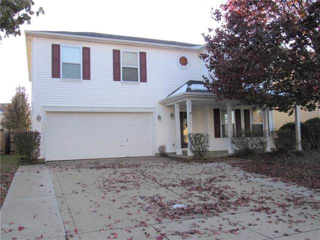 10857 Delphi Drive, Plainfield, IN 46168 (MLS #21681688) :: HergGroup Indianapolis