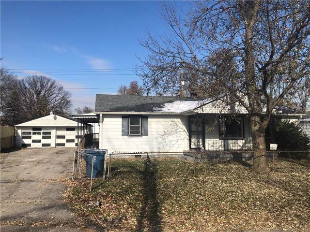 4806 W Beecher Street, Indianapolis, IN 46241 (MLS #21681693) :: The Star Team | RE/MAX Realty Group