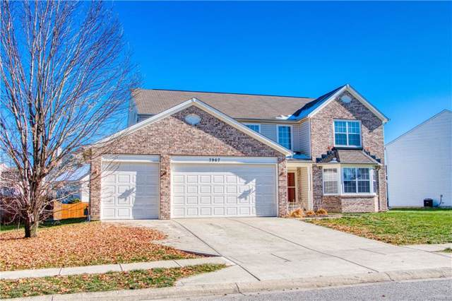 7967 Lawrence Woods Court, Indianapolis, IN 46236 (MLS #21681696) :: Mike Price Realty Team - RE/MAX Centerstone