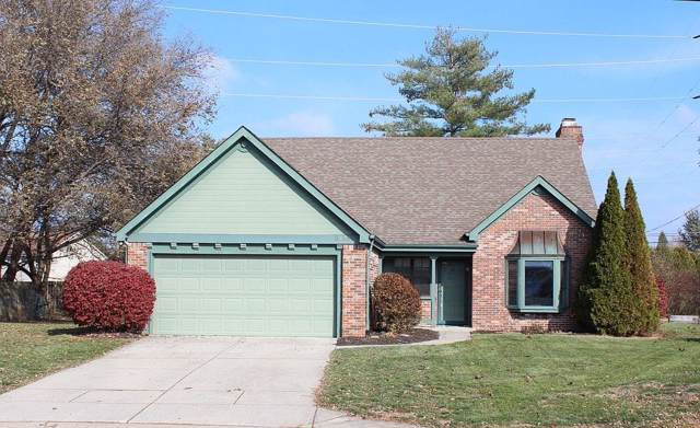 8198 Wade Hill Court, Indianapolis, IN 46256 (MLS #21681705) :: Mike Price Realty Team - RE/MAX Centerstone