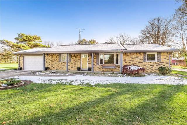 3029 W County Road 100 S., New Castle, IN 47362 (MLS #21681706) :: AR/haus Group Realty