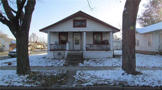 1202 Shelby Street, Shelbyville, IN 46176 (MLS #21681718) :: AR/haus Group Realty