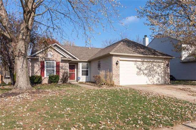 6430 Brooks Bend Boulevard, Indianapolis, IN 46237 (MLS #21681725) :: The Star Team | RE/MAX Realty Group
