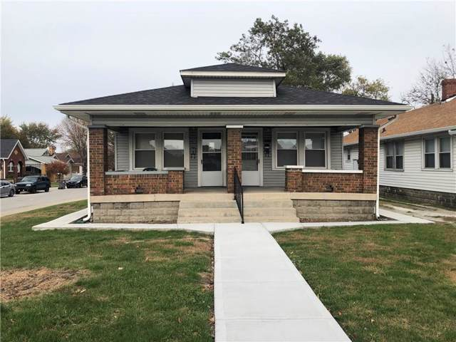 4426 E 10TH Street, Indianapolis, IN 46201 (MLS #21681738) :: AR/haus Group Realty