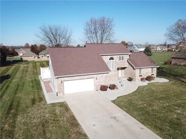 1900 W Huntsville Road, Pendleton, IN 46064 (MLS #21681751) :: The Star Team | RE/MAX Realty Group