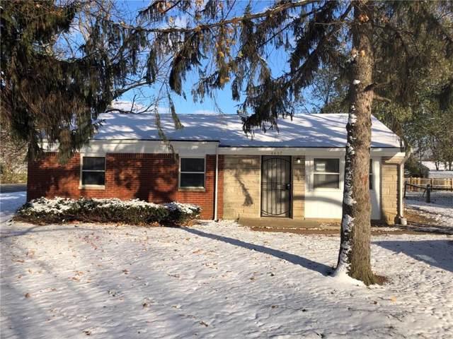 4457 N Audubon Road, Indianapolis, IN 46226 (MLS #21681753) :: Richwine Elite Group