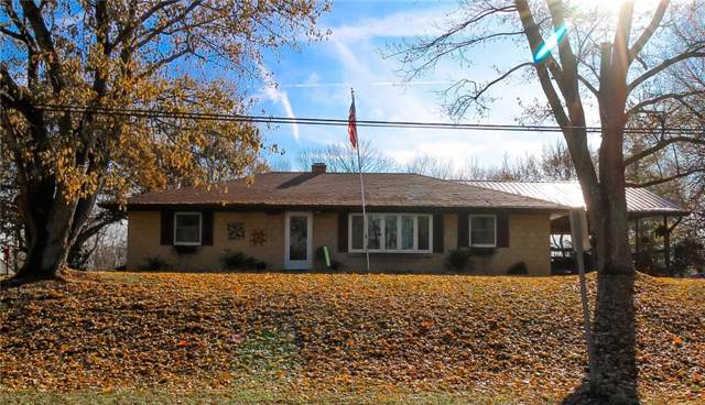 7142 N London Road, Fairland, IN 46126 (MLS #21681764) :: Mike Price Realty Team - RE/MAX Centerstone
